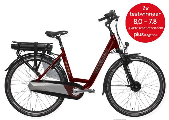 Beste Lichte Stadsfiets : Elektrische fiets kopen de beste e bikes met ips trapondersteuning