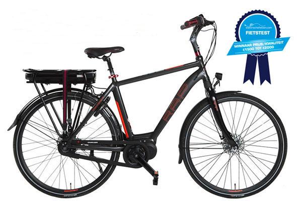 Lichte Elektrische Fiets : Elektrische fiets kopen de beste e bikes met ips trapondersteuning