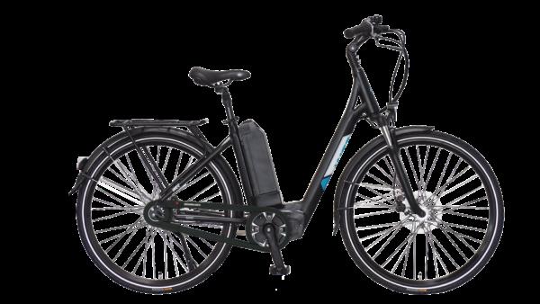 Amber e-bike met Brose middenmotor